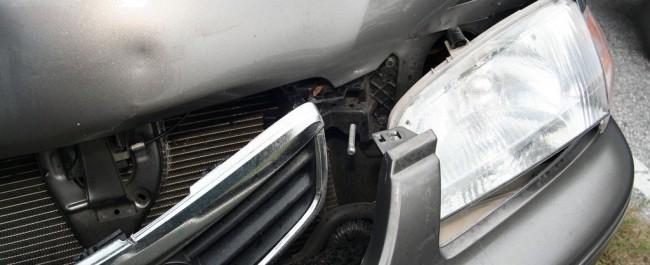 Fraude en accidentes de trafico