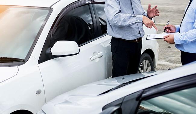 Notificar un accidente al seguro